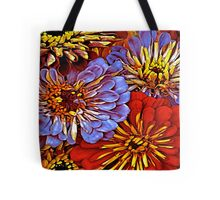 Flowers #4c Tote Bag