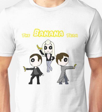 Bananas are good ! Unisex T-Shirt