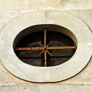 Window in Comune di Uggiano La Chiesa by Rebecca Dru