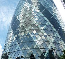 The Gherkin by Michael Mitchell