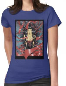 Corsetta Womens Fitted T-Shirt