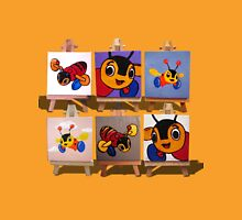Buzzy Bee Montage Unisex T-Shirt