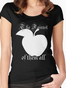 The Fairest of them all Women's Fitted Scoop T-Shirt