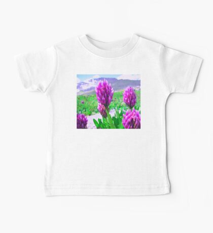 Tundra Flowers Baby Tee