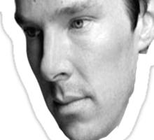Benedict Cumberbatch Sticker