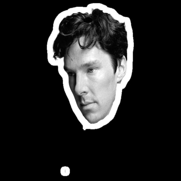 Benedict Cumberbatch by kattybatty13