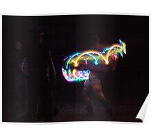 OCF Light Painter # 3 Poster