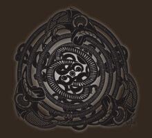 tuatara - slow tumble by dennis william gaylor