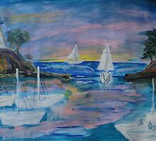 Safe Harbour by Alison Pearce