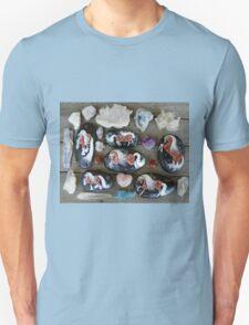 Rock 'N' Ponies - COPPER PONIES Unisex T-Shirt