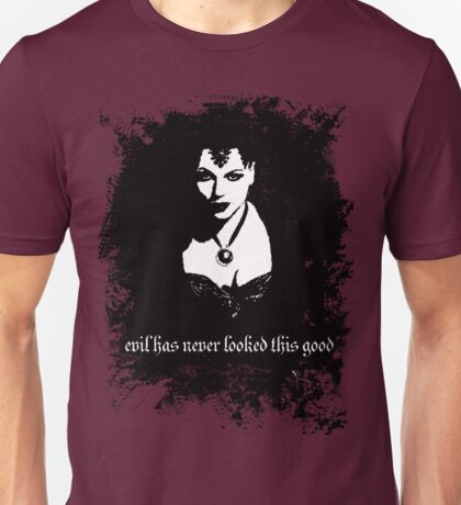 Evil has never looked this good. Unisex T-Shirt