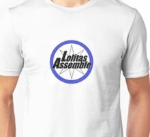 Lolitas Assemble Shield Unisex T-Shirt