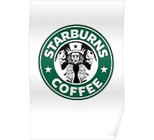 Starburns Coffee Poster