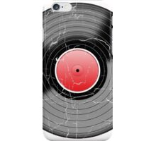 Vinyl Record 2 Worn Well (please see notes) iPhone Case/Skin