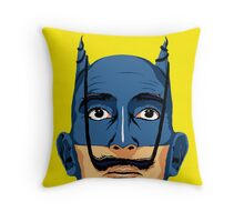 Dali Knight Throw Pillow