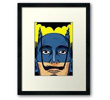 Dali Knight Framed Print
