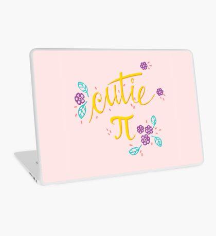 Cutie Pi (Pink) Laptop Skin