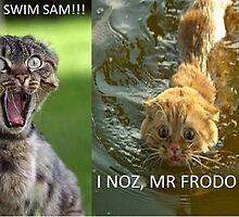 Frodo & Sam- LOLCATS by raggyypt