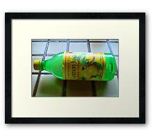 Lemon Aid? Framed Print