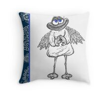 Gone Country :-) Throw Pillow