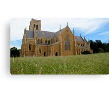Goulburn Cathedral Canvas Print