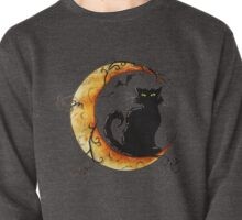 The cat and the moon. Pullover