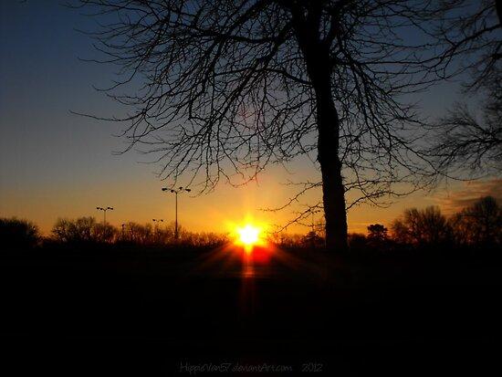 saturday sunrise by HippieVan-57