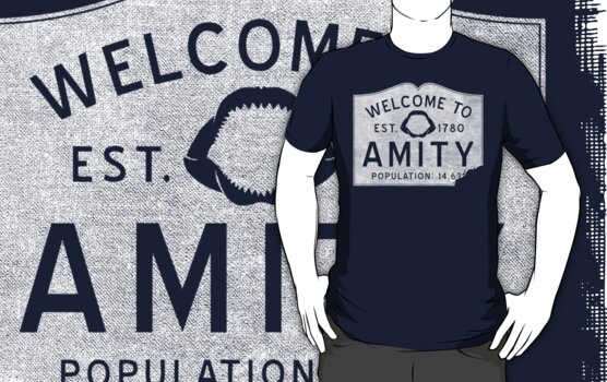 Welcome To Amity by AJ Paglia