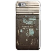 5th and 53rd iPhone Case/Skin