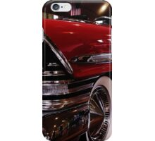 Red Plymouth Fury. iPhone Case/Skin