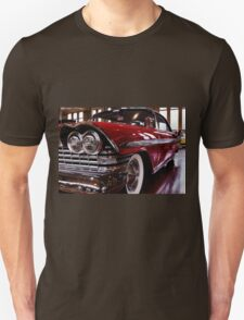 Red Plymouth Fury. T-Shirt