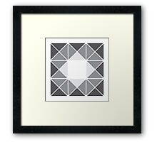 Design 14 Framed Print