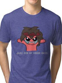 Samson's Rage like Mondays Tri-blend T-Shirt