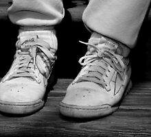 Grandma's Sneakers  by DearMsWildOne
