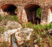 Pont Vell de Santa Eulalia Sticker