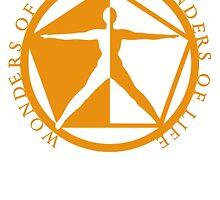 Wonders of Life Logo by mbswiatek