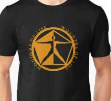 Wonders of Life Logo Unisex T-Shirt
