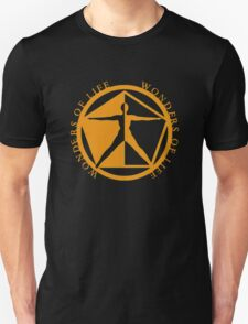 Wonders of Life Logo T-Shirt