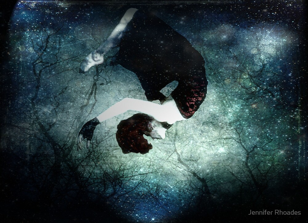 Dive by Jennifer Rhoades