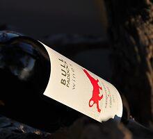Bull Paddock Wines Sangiovese + Cabernet by Georgina James