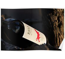 Bull Paddock Wines Sangiovese + Cabernet Poster