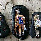 Rock 'N' Ponies - CUSTOM ORDER by louisegreen
