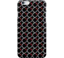 8020 Tile iPhone Case (Black) iPhone Case/Skin
