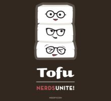 Tofu Nerds Unite! by misohungry