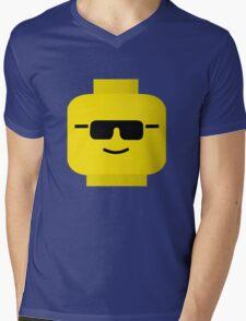 Lego Mens V-Neck T-Shirt