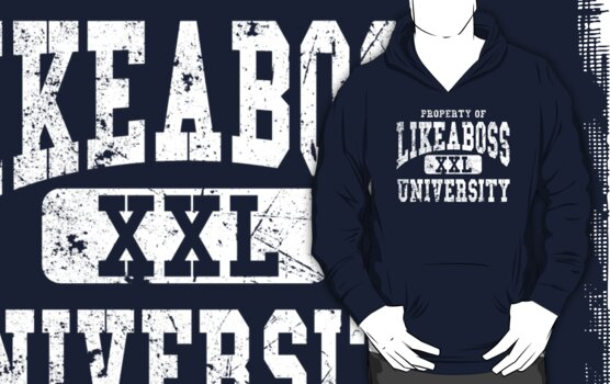 Like A Boss University by nadievastore
