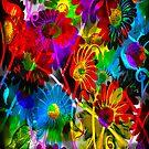 """""""Butterflies & Daisies"""" by Steve Farr"""