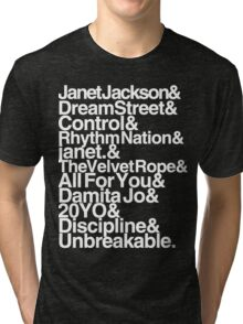 ALL ALBUMS. Tri-blend T-Shirt