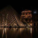 Minuit à Paris ........... presque by stjc