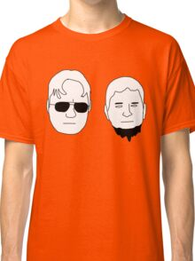 Dwight and Mose (Black on White) Classic T-Shirt